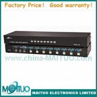 Buy quality KVM Switch Manual PS/2 or USB 2-16port MT-801UK at wholesale prices