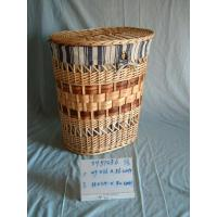 LAUNDRY BASKETS Willow Laundry BaskeModel:SY51036Specification:49x36xh56 cm Model :SY51036  Specification :49x36xh56 cm