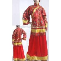 Traditional Chinese Woman Wedding Gown Manufactures