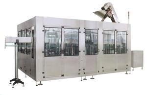 Quality Product Catalog SD-DXGF Set of Machines for Aerated Water Filling for sale
