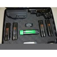 Ultimate Black JPX Personal Defense Bundle with Laser with Paladin Holster