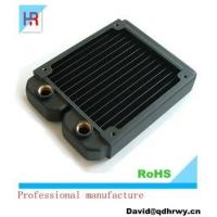 Buy cheap High performance copper projector/machine liquid cooling radiator product