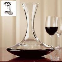 China Decanters Vivid Wine Decanter & Aerating Funnel Set on sale