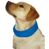Buy quality Cooling Products Cooling Pet Dog Collars - Variety of Sizes and Colors at wholesale prices
