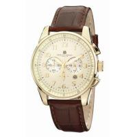 Buy cheap Stainless Steel Case Chronograph Quartz Watch product