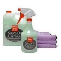 China What's New Griots Garage Waterless Spray-On Car Wash Complete Kit on sale