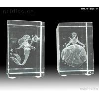 Mermaid-Square 3D Laser Crystal Manufactures