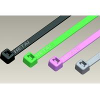 Buy cheap Self-locking Cable Ties  Material: Nylon 66, 94V-2 certificated by UL. product