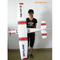 Buy quality 1.6m 2.4G RC Plane CESSNA 182,LANYU Model Plane TW-747-3 at wholesale prices
