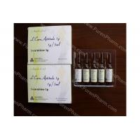 Buy quality liquid injection L-carnitine injection 1g/5ml at wholesale prices