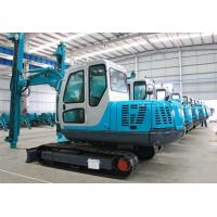 China Spiral Piling Machine DL SERIES Screw piling drilling rig on sale