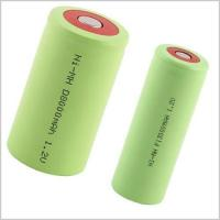 Buy cheap NiMh High Rate 10C-1.2V power battery product