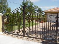 Buy quality Sea Shells -Driveway Gate, Automatic Gate, Electric Gate, Electronic Gate, Custom Gate at wholesale prices
