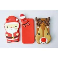 Buy cheap Promotional gift candy color Christmas iphone 6 case with OEM design product