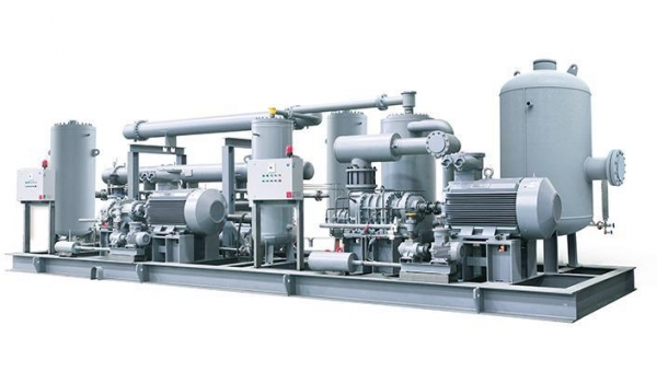 Quality Gas Compressor Package (for Ammonia/Methyl Chloride/SO2/CO2) for sale