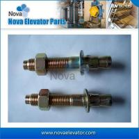Buy cheap Elevator Anchor Bolt, Elevator Gecko, Elevator Fastener for Elevator Guide Rail Installation product