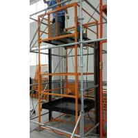 Buy cheap Man Basket (for Elevator Guide Rail Installation) product