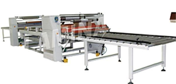 Quality Quick WPC extrusion line hot stamping machine for sale