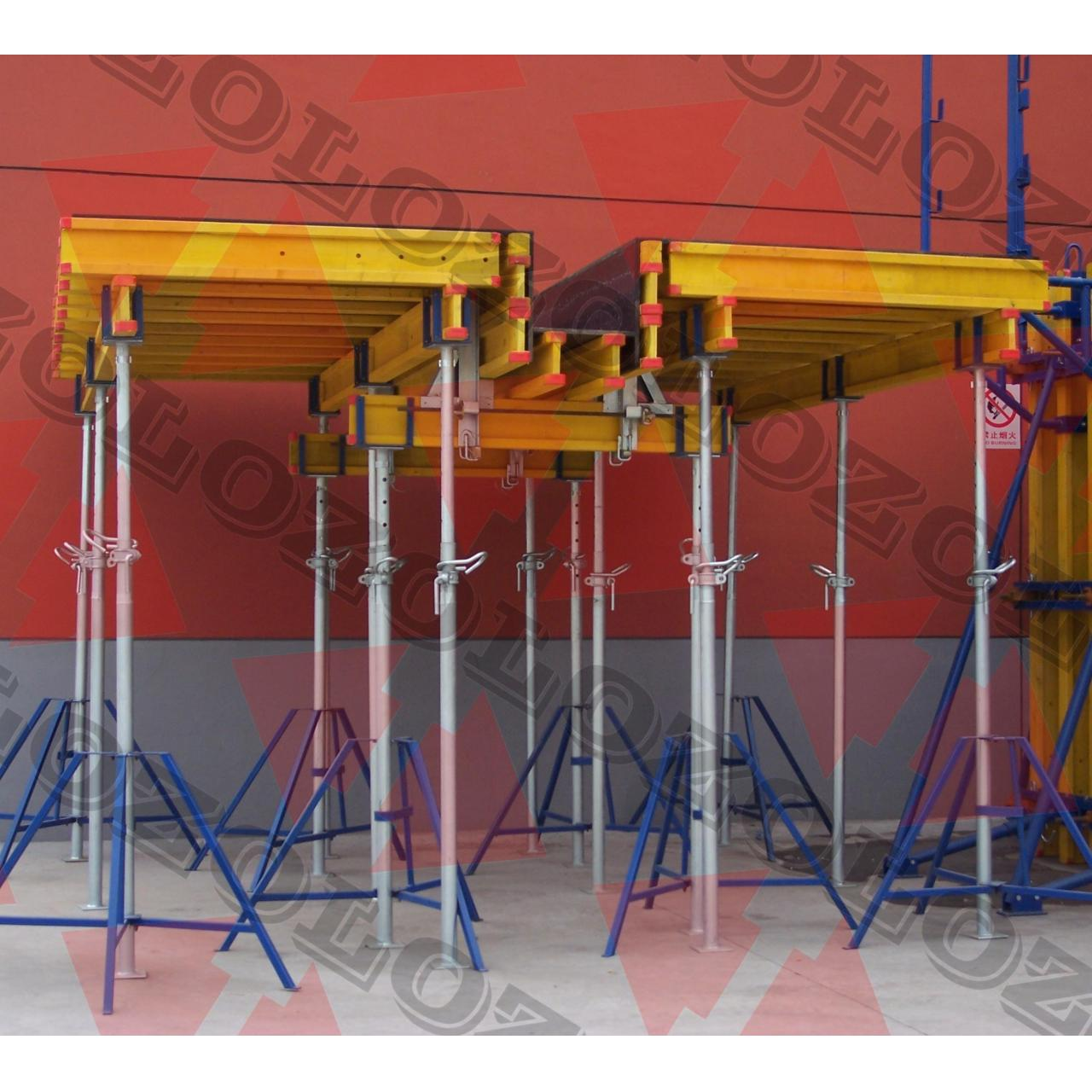 Buy cheap Flex Slab formwork system product