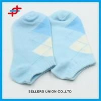 Buy cheap Cheap Custom Design Cotton Women Boat Ankle Socks product