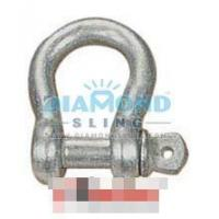 Buy cheap Commercial Galv. Bow Shackle European Type product