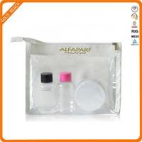 Buy cheap Clear PVC Makeup Pouch With Zipper product