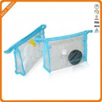 Buy cheap Clear file bag with zipper product