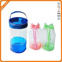 Buy cheap Eco-friendly Clear PVC Shampoo Bag product