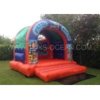 Bounce-291 inflatable pirate bounce
