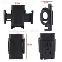 China 360 Degree Rotation Bicycle ABS Bike Mount Holder For Mobile Phone HTC , Blackberry , GPS on sale