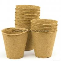 Buy cheap Biodegradable Gardening Pots from wholesalers