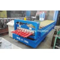 Buy cheap Wall And Roof Panel Cold Roll Forming Equipment With Hydraulic Control System product