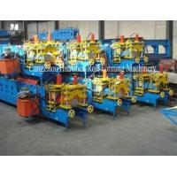 Buy cheap Civilian Buildings Ridge Cap Cold Roll Forming Machine With CE Certification product