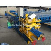 Buy cheap Customized Automatic Roll Former Ridge Cap Cold Roll Forming Machine With CE Certification product
