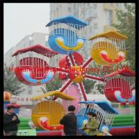 kiddie ride amusement park equipment mini ferris wheel