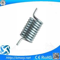 China Torsion spring Different material small hot sale flat torsion spring from Xiamen on sale