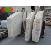 Buy cheap Countertops and Vanity tops Model:White onyx product