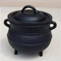 Buy quality 3 liter potjie pots at wholesale prices
