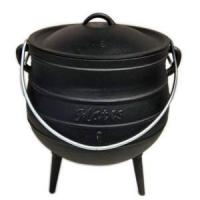 Buy quality 7.8 liter potjie pots at wholesale prices