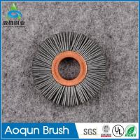 Buy cheap Professional abrasive brush,abrasive nylon brush,industrial roller brush product