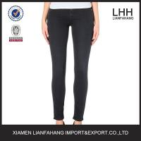 Plain fit skinny jeans for women