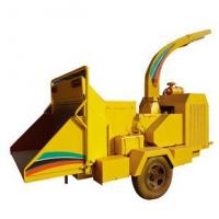 Buy cheap Diesel engine mobile wood chipper product