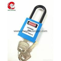 Buy cheap ZC-G11 Blue safety electrical padlocks safety electrical padlocks product