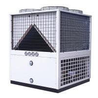 Swimming pool arefaction heat pump