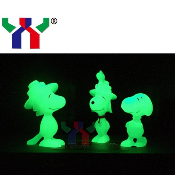 Quality Screen printing glow in dark ink/Luminescent Ink for sale