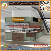 Buy cheap 2014 cheap price newest commercial cafe bar counters/new design coffee shop product