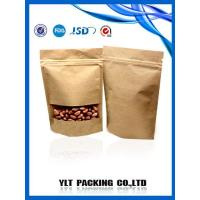 Buy cheap Brown paper bag with window product