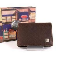 Buy cheap Leather Business Card Holder - Happiness product