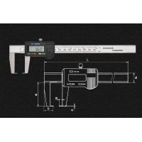 Buy cheap Special Calipers STAINLESS STEEL MONO-BLOCK VERNIER CALIPERS (Type I) product