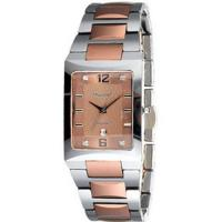 Buy cheap Tungsten Carbide Tungsten Carbide Watch With Rose Color Plating - TG1707 product
